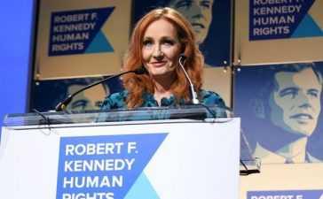 J.k Rowling transphobic