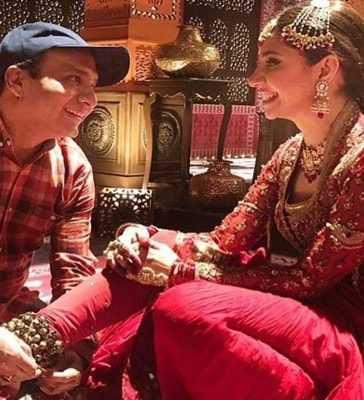 Nigah Jee and mahira
