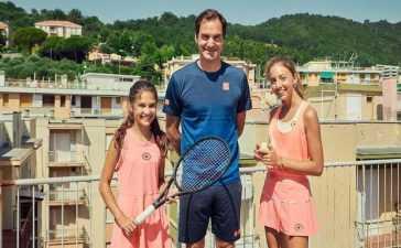 Rooftop tennis