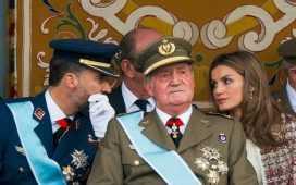 Juan Carlos scandle