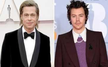 Brad Pitt Harry Styles film