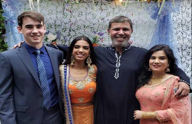 Asher Azeem's daughter