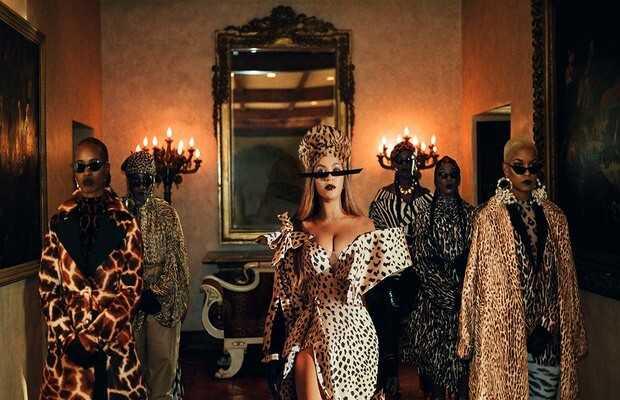 Beyonce designer dresses