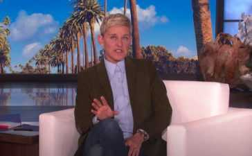 Ellen DeGeneres show under fire