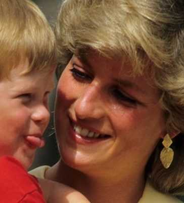 Princess Diana, Lady Colin Campbell