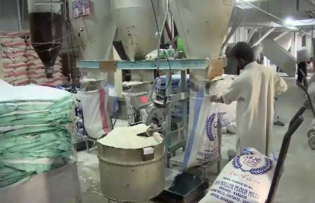 flour price in sindh