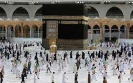 scaled down Hajj
