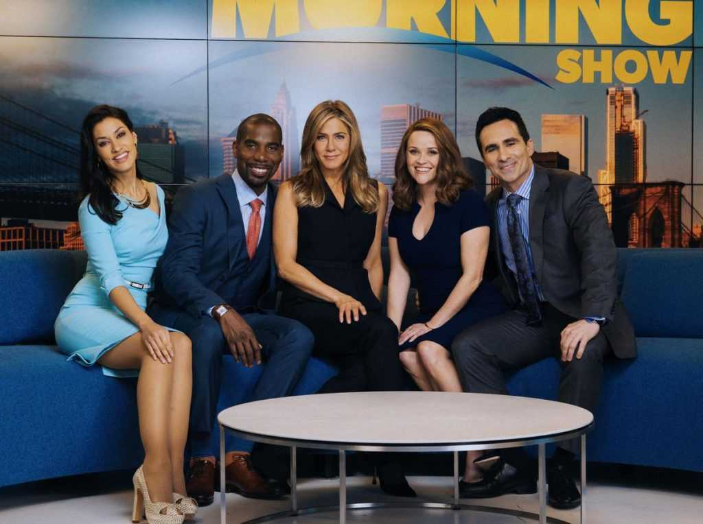 Jennifer Aniston The Morning Show