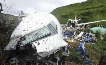 India Plane Crash