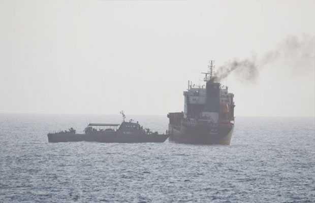 Iran detain UAE ship
