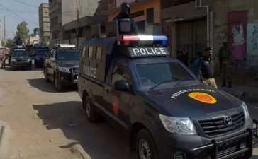 Karachi's man shot dead