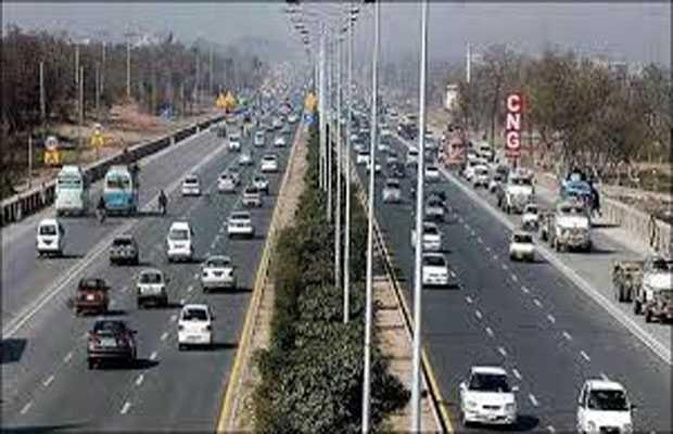 islamabad's kashmir highway