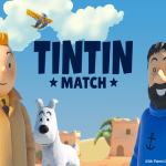 """Tintin Match"" launches today for Android and iOS - Check out the new trailer!"