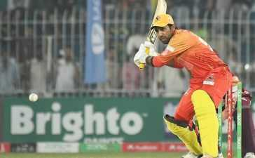 National T20 Team Sindh Review