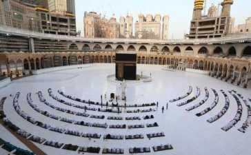 Resumption of Umrah
