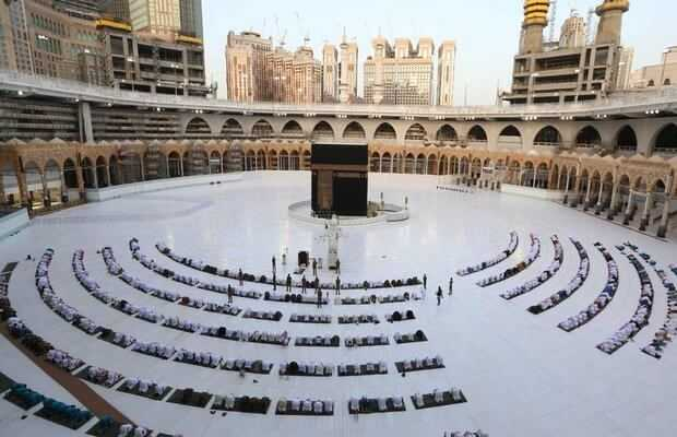 Resumption of Umrah
