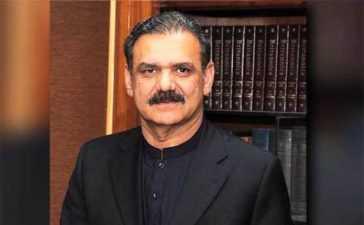 Asim Bajwa allegation