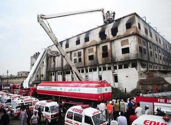 Baldia Factory Fire Case