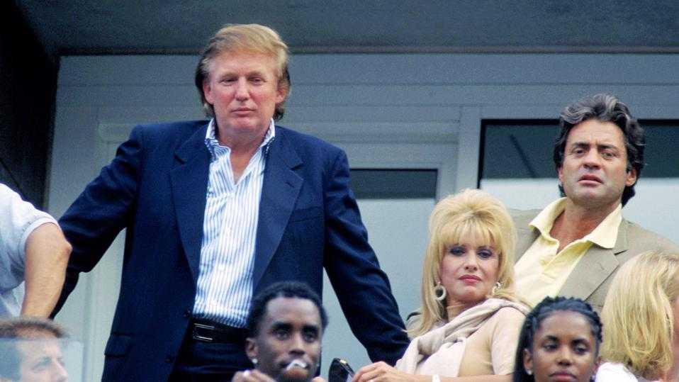 Trump file photo
