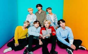 BTS second 2020 album