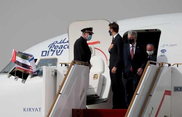 US-Israel deligation