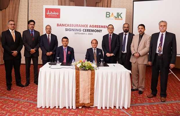 Bancassurance Agreement