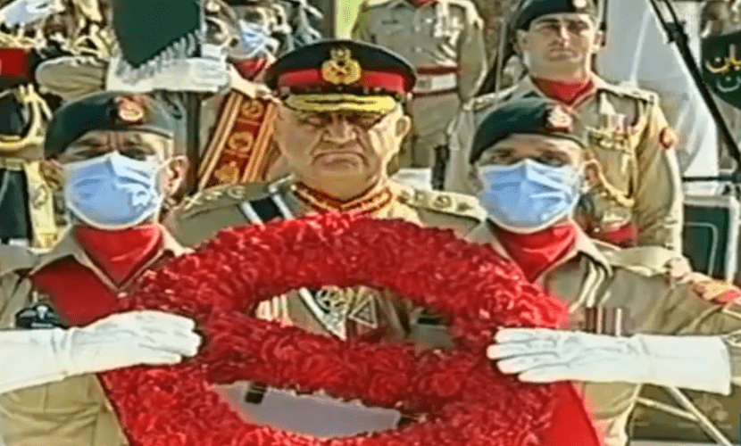 COAS General Asim Bajwa
