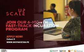 NIC's fast-track incubation program