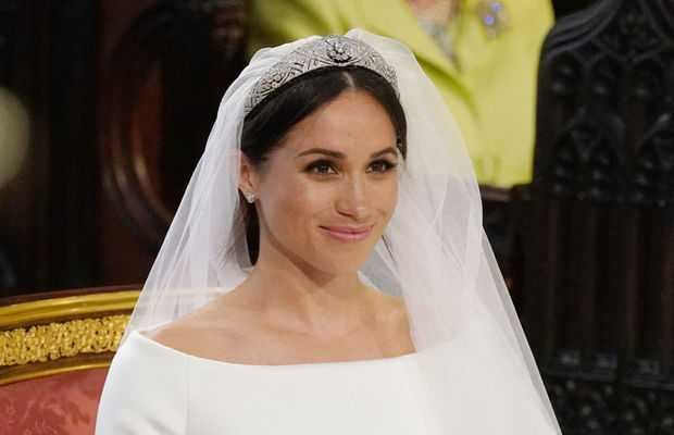 Meghan Markle wedding crown