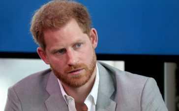 Prince Harry succession
