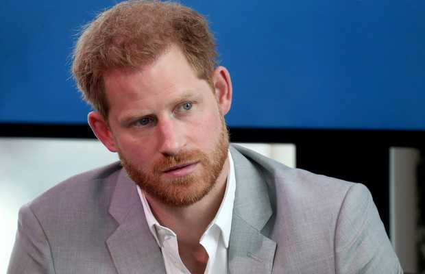 Prince Harry succession