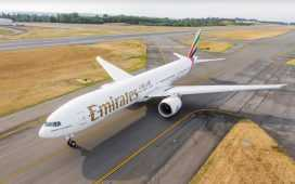 Emirates weekly flights