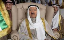 Emir of Kuwait death news