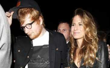 Ed Sheeran baby girl