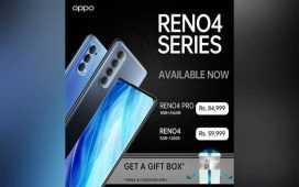 OPPO Reno4 series