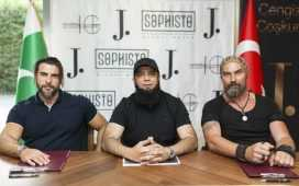 J. Signs Two Ertugrul Stars