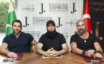 J. Signs Two Ertugrul Stars