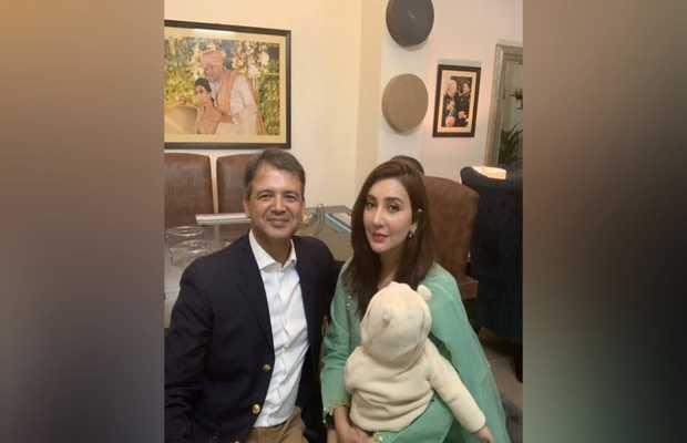 Aisha Khan birthday celebration