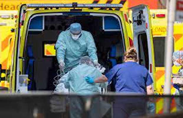 coronavirus cases in Britain