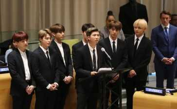 bts UN speech