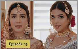 Mohabbat Tujhe Alvida Ep-13 Review