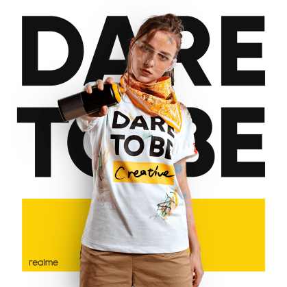 dare to be realme