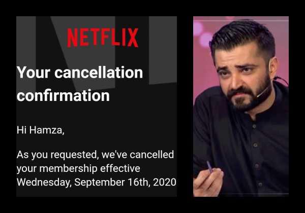 Hamza Ali Abbasi cancels Netflix subscription for releasing controversial film Cuties