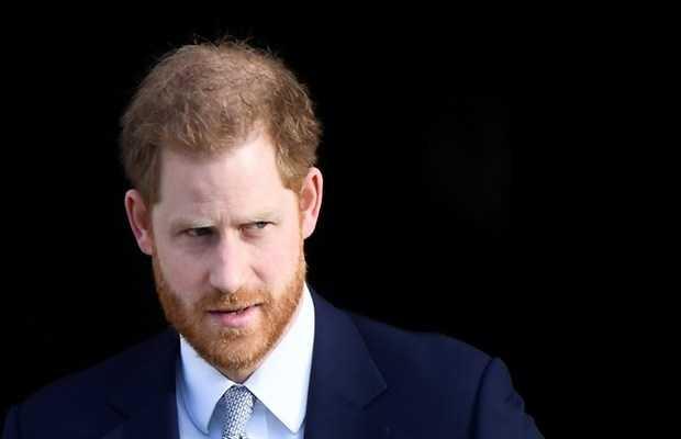 Harry will Return to UK