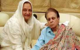 Dilip Kumar wife