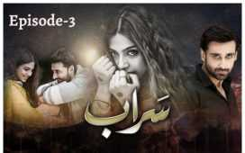 Saraab Episode 3 Review