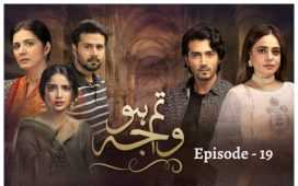 Tum Ho Wajah Episode 19 Review