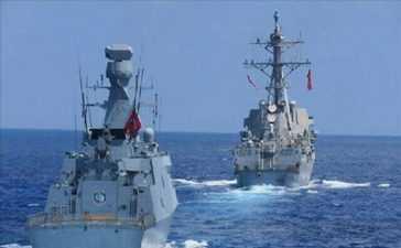 Turkey military drills