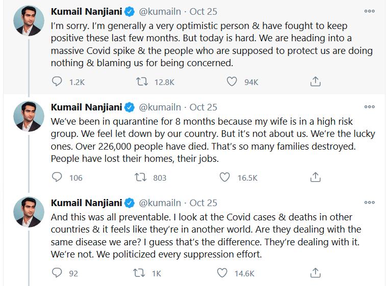 Kumail Nanjiani tweets1