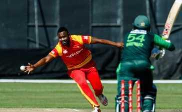 Zimbabwe tour Pakistan